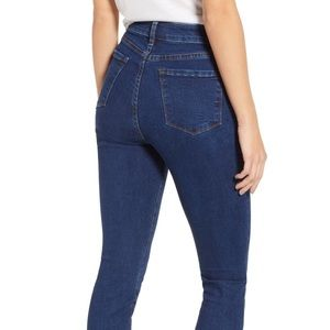 Nordstrom Bp High Waisted Jeans Size 26